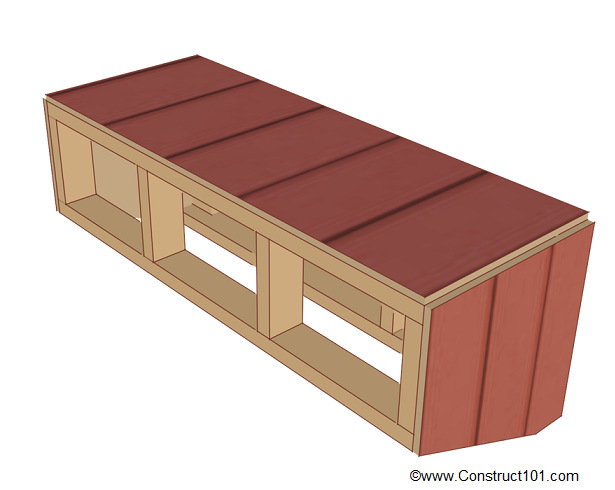 chicken coop nest box plans bottom siding