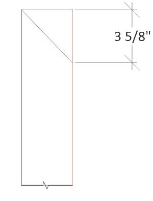 chicken coop plans design 1 roof trim angle cut