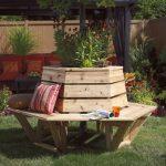 hexagonal-garden-bench-tree-bench