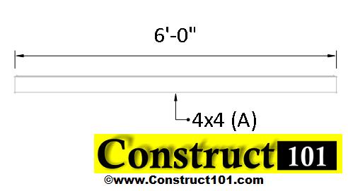 arbor plans 4x4 (A)
