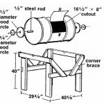 barrel compost bin plans