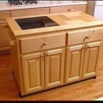 roll away kitchen island kitchen island plans amp ideas construct101 4857
